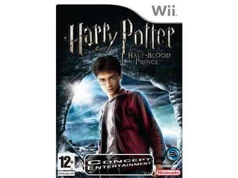 HARRY POTTER AND THE HALF BLOOD PRINCE (komplett) till Nintendo Wii