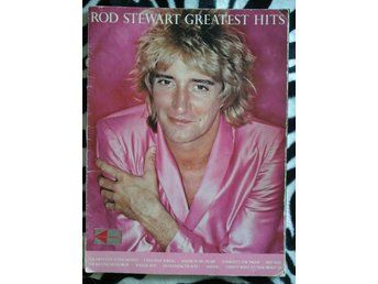 Rod Stewart - Greatest hits - Songbook - 1980