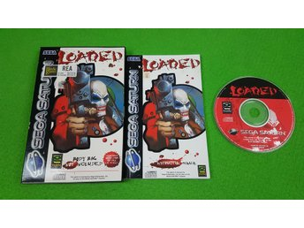Loaded KOMPLETT Sega Saturn