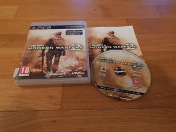 CALL OF DUTY MODERN WARFARE 2 PS3 BEG