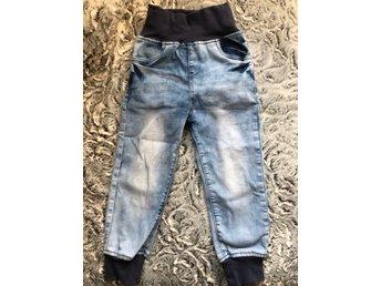 Jeans, Nova Start, stl.98 (361625074) ᐈ Köp på Tradera