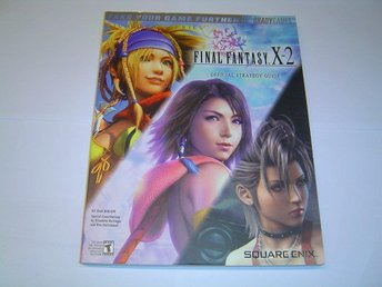 Final Fantasy X2 Guide Brady Games *NYTT*