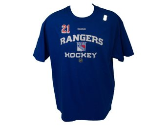 New York Rangers 21 T-shirt storlek XL från NHL Reebook STEPAN