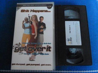 GET OVER IT,   VHS, FILM