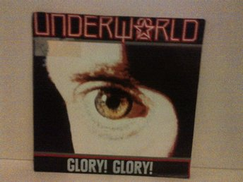 Underworld ‎– Glory! Glory! / Shokk The Doctor, vinyl EP