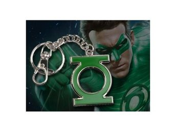 Green Lantern Nyckelring Shaped