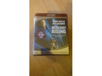 Mercury Rising HD-DVD