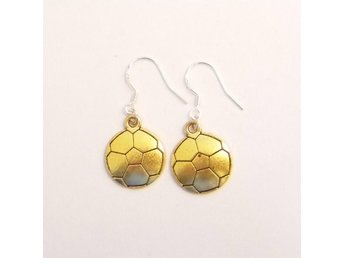 Fotboll örhängen / Football earrings
