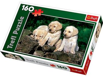 Trefl Labrador valpar Pussel 160 bitar - Hallsberg - Trefl Labrador valpar Pussel 160 bitar - Hallsberg