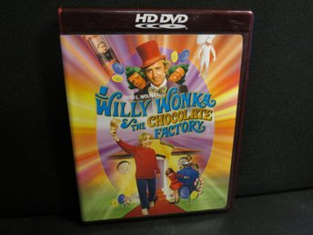 WILLY WONKA & THE CHOCOLATE FACTORY (HD DVD)