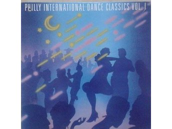 Various title* Philly International Dance Classics Vol. 1* US LP Comp.