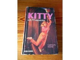 KITTY OCH TV-MYSTERIET - CAROLYN KEENE - 1991