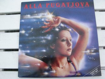ALLA  PUGATJOVA  -  GREATEST HITS 1976 - 1984  SOVIET SUPERSTAR
