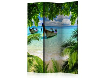 Rumsavdelare - Tropical Paradise Room Dividers 135x172