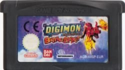 GBA - Digimon Battle Spirit (Beg)