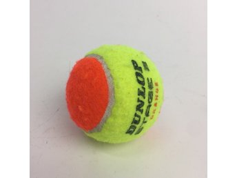 Dunlop, Tennisboll, Grön/Orange