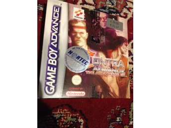 Contra Advance: The Alienwars EX( new & Sealed)