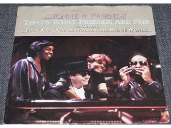 Dionne And Friends - That´s What Friends Are For Feat. Elton John, Stevie Wonder