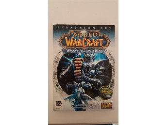 World of Warcraft Wrath of the Lich King (ENDAST FODRAL)