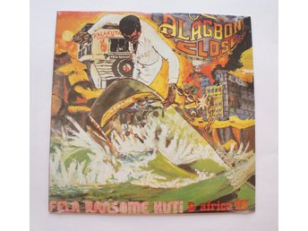 ** Fela Ransome Kuti & Africa 70 ‎– Alagbon Close (SEALED) **