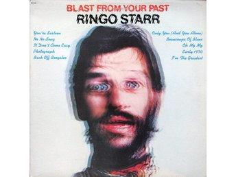 LP Ringo Starr Blast from your past