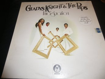 gladys knight & the pipes imiganitation lp