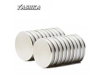 20pcs Strong Disc Magnets Rare Earth Neodymium Magnets 20mm x 2mm NEW