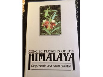 Concise  flowers of the Himalaya,