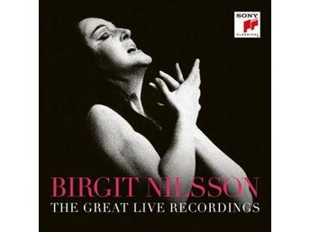 Nilsson Birgit: Great live recordings 1953-76 (31 CD)