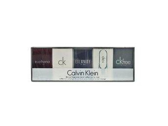 Calvin Klein Deluxe Travel Collection for Men EdT 5x10ml