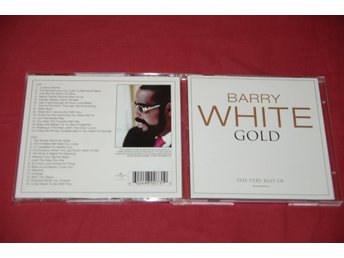 Barry White. Gold. The very Best Of. Universal