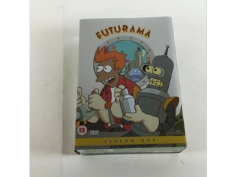 Filmbox, Futurama - Season one