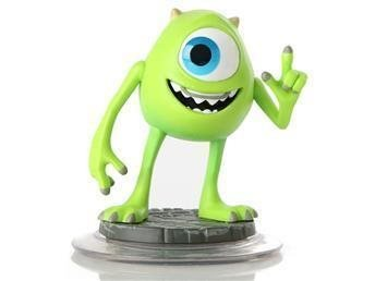 Spel Figurer Wii PS4 PS3 PC Xbox 360 Disney Infinity Monsters INC  Mikey