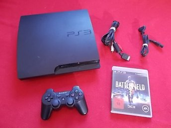 BASENHET till Sony Playstation 3 PS3 + Battlefield 3