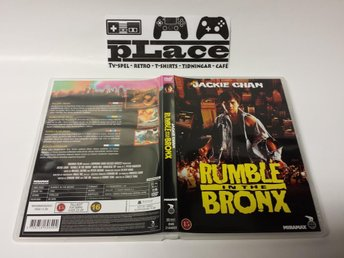 Rumble In The Bronx DVD