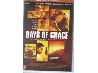 DAYS OF GRACE ( SVENSKT TEXT )