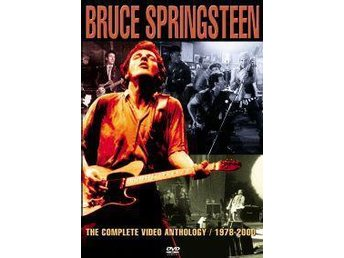 Bruce Springsteen the complete video 1987-2000 2 DVD