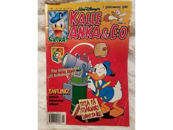 Kalle Anka&C:o Nr.16 den 11 April 1997