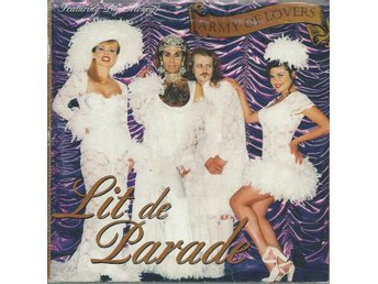 ARMY OF LOVERS - LIT DE PARADE  (CD MAXI/SINGLE )