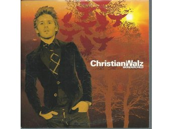 CHRISTIAN WALZ - WONDERCHILD   (CD MAXI/SINGLE )