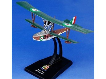 Leo Models Macchi M.5 - WW1 seaplane - 1/100 scale