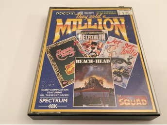 They sold a million - Compilation/samling till Sinclair ZX Spectrum 48K