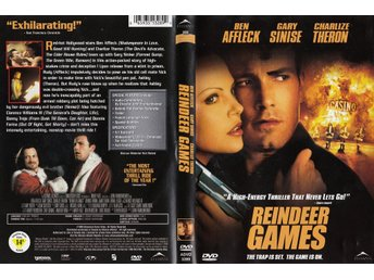 Reindeer Games 1990 Region 1 NTSC DVD
