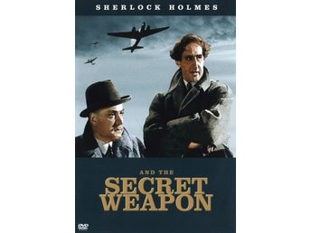 DVD - Sherlock Holmes And the Secret Weapon (Beg)
