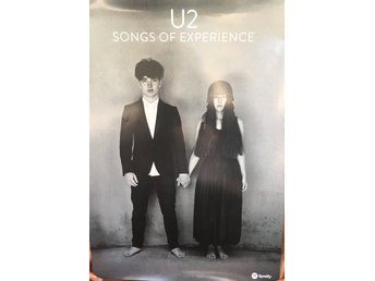 Poster U2 Songs of Experience