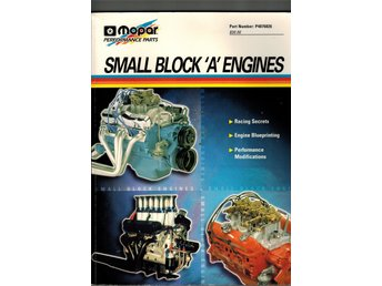 Chrysler + Mopar: Small Block A Engines