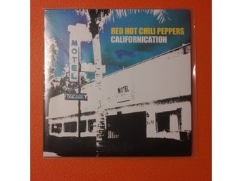 Red Hot Chili Peppers - Californication - Cardboard Sleeve