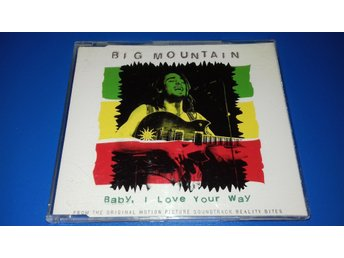 BIG MOUNTAIN - baby, I love your way - cds - (cd)