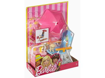 Barbie Beach Picnic