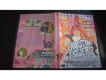 Austin Powers - Hemlig internationell agent (Mike Myers, Elizabeth Hurley)